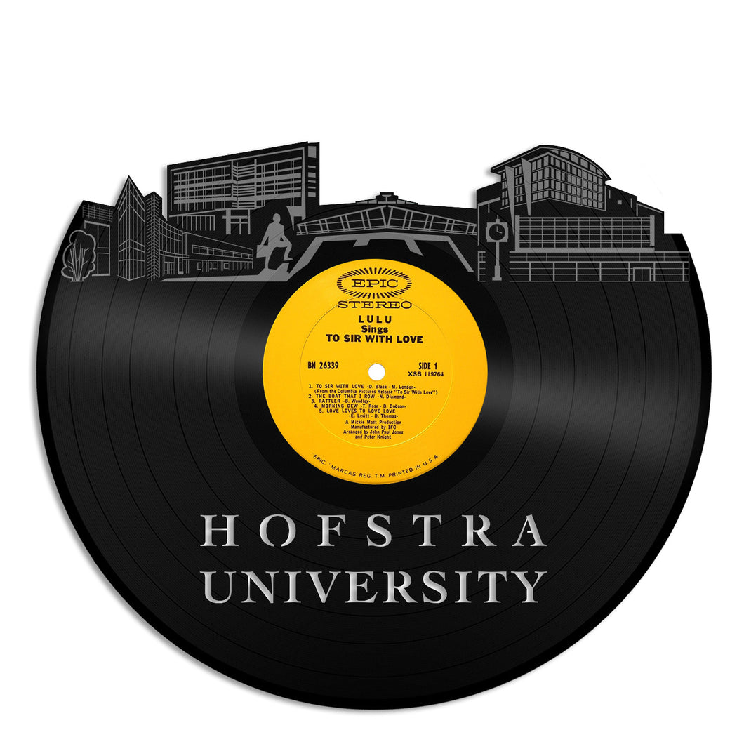 Hofstra University Vinyl Wall Art – VinylShop.US