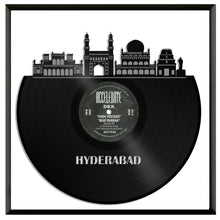 Hyderabad Skyline Vinyl Wall Art - VinylShop.US