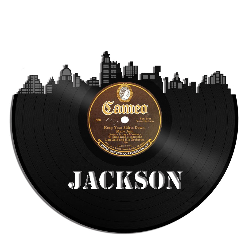 Jackson Skyline Wall Art