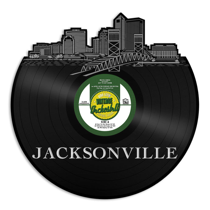 Jacksonville FL New Vinyl Wall Art