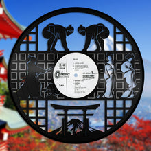 Japan theme design Vinyl Wall Art - VinylShop.US