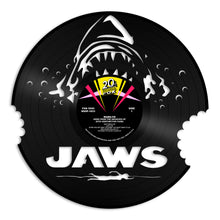 Jaws Vinyl Wall Art