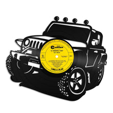 Jeep Vinyl Wall Art - VinylShop.US