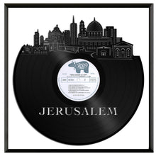 Jerusalem Vinyl Wall Art