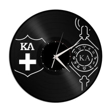 Kappa Alpha Society Vinyl Wall Clock