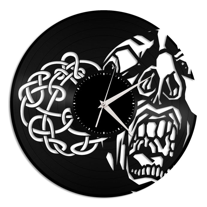 King Crimson Vinyl Wall Clock - VinylShop.US