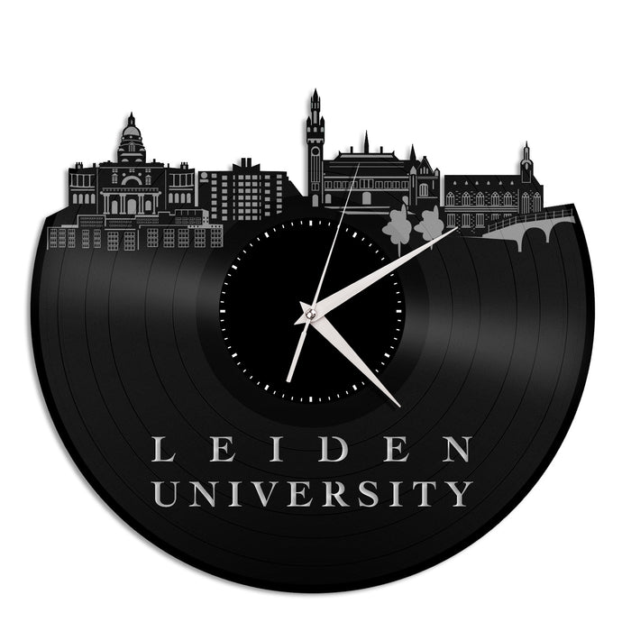 Leiden University Vinyl Wall Clock - VinylShop.US