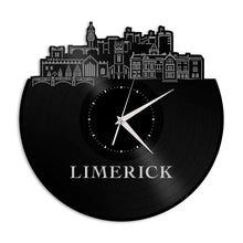 Limerick Ireland Vinyl Wall Clock