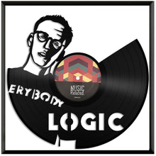 Logic Musician Design Vinyl Wall Art - VinylShop.US