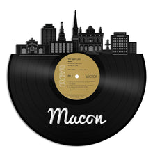 Macon Georgia Vinyl Wall Art - VinylShop.US