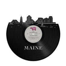 Maine Vinyl Wall Art