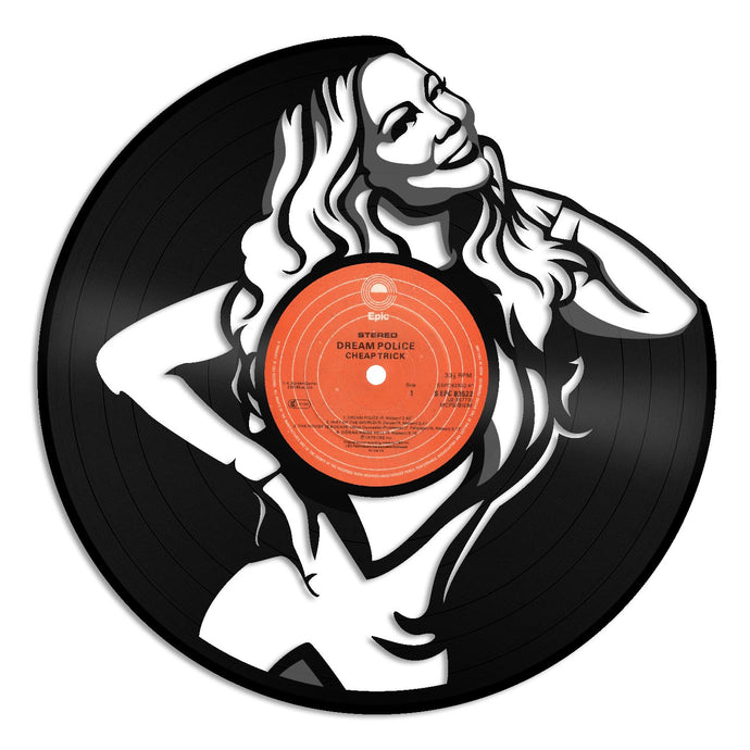 Mariah Carey Vinyl Wall Art - VinylShop.US