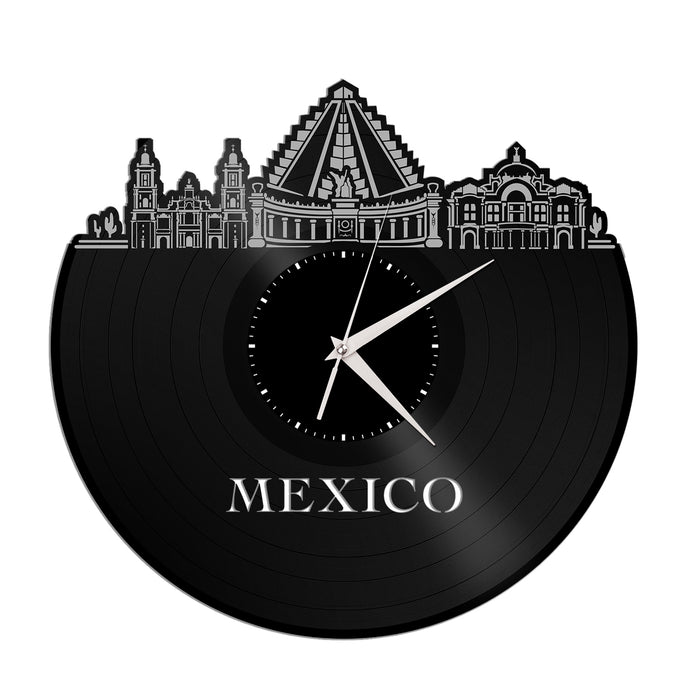 Mexico Vinyl Wall Clock