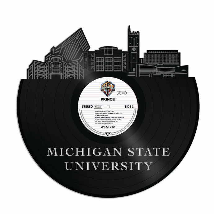 Michigan State University Vinyl Wall Art