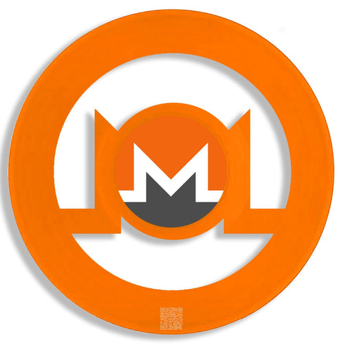 Monero Coin Wall Art - VinylShop.US