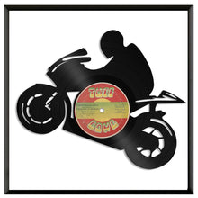 Motorcycle Vinyl Wall Art