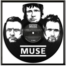 Muse Vinyl Wall Art - VinylShop.US