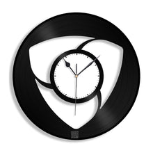 NEM Coin Vinyl Wall Clock - VinylShop.US