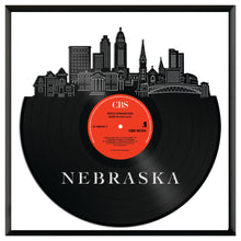 Nebraska Vinyl Wall Art - VinylShop.US