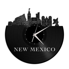 New Mexico Vinyl Wall Clock - VinylShop.US