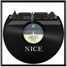 Nice France Skyline Vinyl Wall Art - VinylShop.US