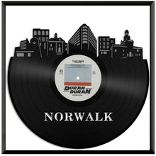 Norwalk Vinyl Wall Art - VinylShop.US