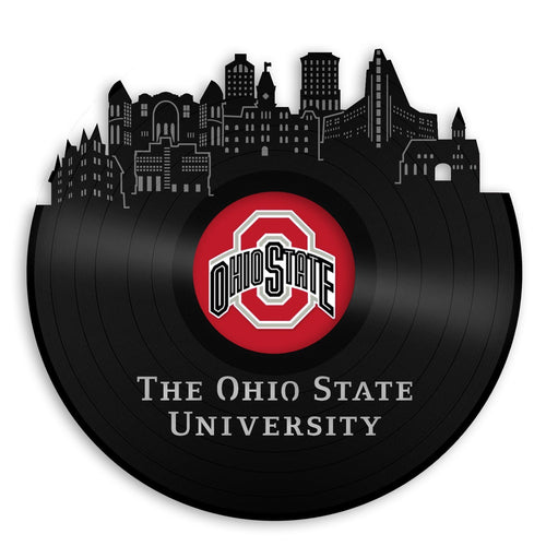 Ohio State University Vinyl Wall Art - VinylShop.US