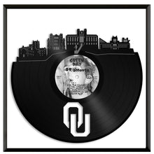 Oklahoma University Vinyl Wall Art
