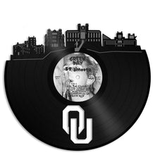 Oklahoma University Vinyl Wall Art - VinylShop.US