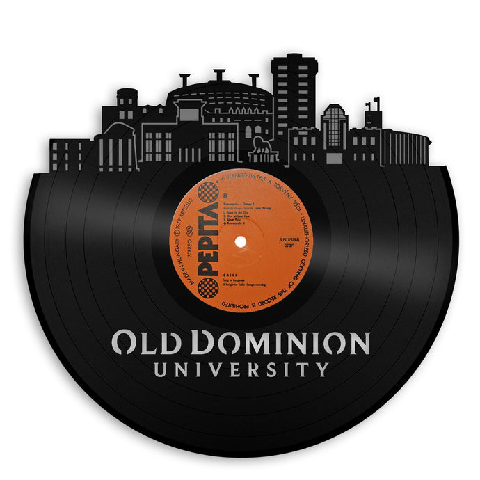 Old Dominion University Vinyl Wall Art - VinylShop.US