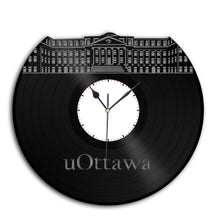 Ottawa University Vinyl Wall Clock - VinylShop.US