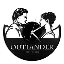 Outlander Wall Clock - VinylShop.US