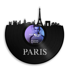 Paris Skyline Vinyl Wall Art - VinylShop.US