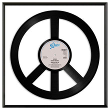 Peace Sign Vinyl Wall Art