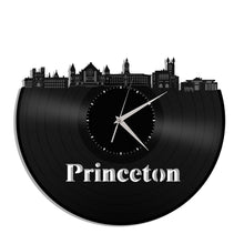 Princeton University Vinyl Wall Clock - VinylShop.US