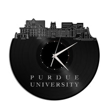 Purdue University Vinyl Wall Clock - VinylShop.US