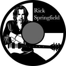 Rick Springfield Custom Wall Art