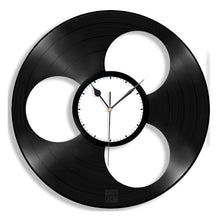 Ripple Coin Vinyl Wall Clock - VinylShop.US