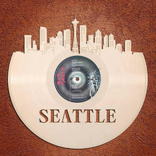 Seattle Vinyl Wall Art - VinylShop.US