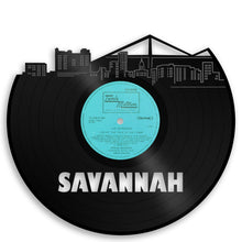 Savannah Skyline Vinyl Wall Art - VinylShop.US
