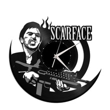 Scarface Vinyl Wall Clock
