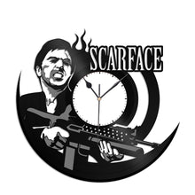 Scarface Vinyl Wall Clock - VinylShop.US