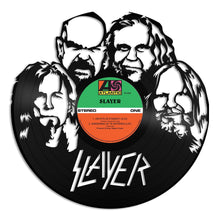 Slayer Vinyl Wall Art - VinylShop.US