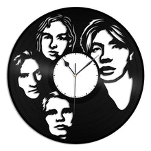 Smashing Pumpkins Vinyl Wall Clock