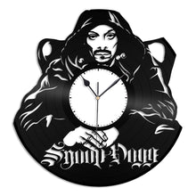 Snoop Dogg Vinyl Wall Clock - VinylShop.US