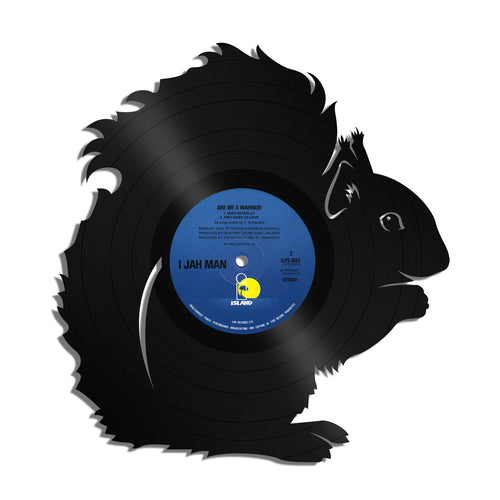 Squirrel Vinyl Wall Art - VinylShop.US