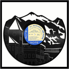 Telluride Colorado Vinyl Wall Art