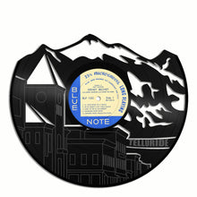 Telluride Colorado Vinyl Wall Art - VinylShop.US