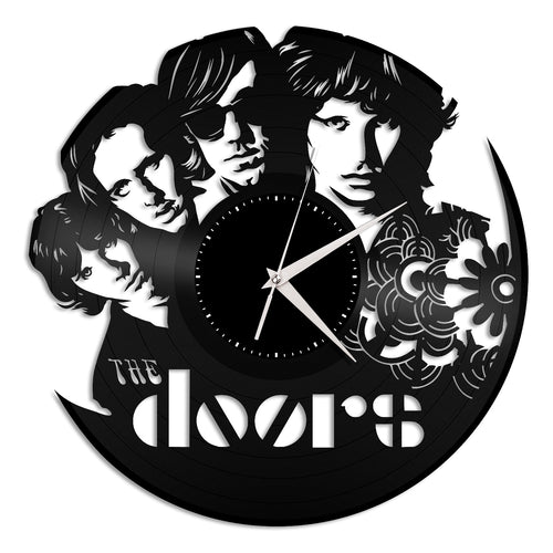 The Doors Vinyl Wall Clock - VinylShop.US