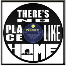 There Is No Place Like Home Vinyl Wall Art